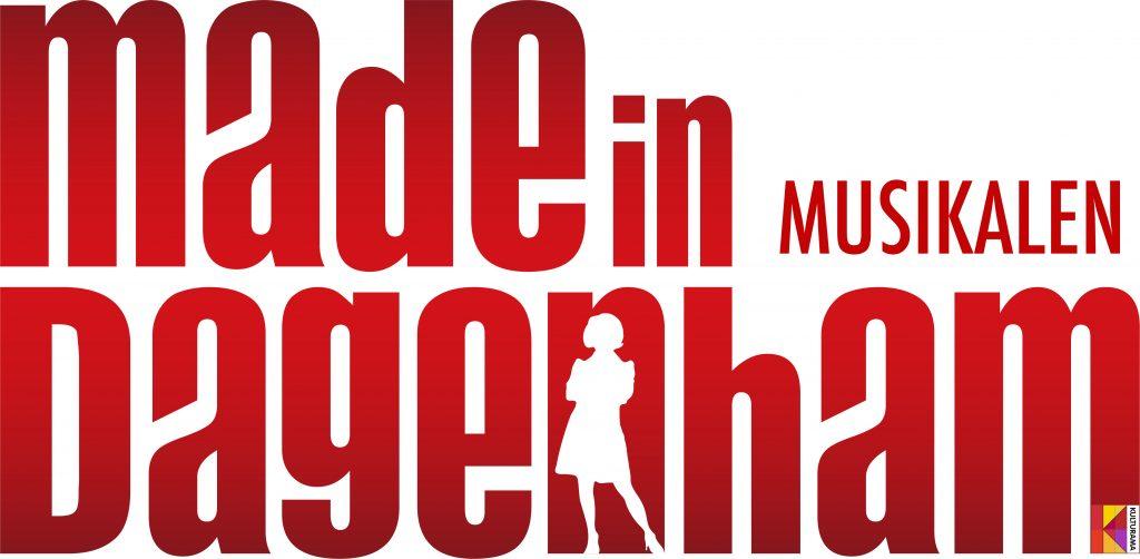 Dagenham logo K